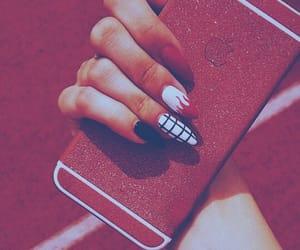 aesthetic, nail art, and nail polish image