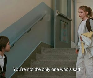 sad, quotes, and movie image