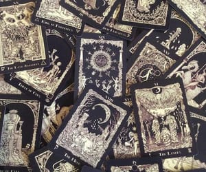 tarot, aesthetic, and witch image