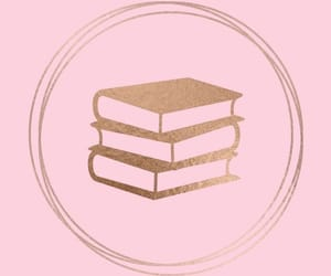 books, highlights, and pink image