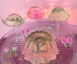 aesthetic, clear, and floral image