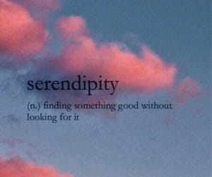 quotes and serendipity image