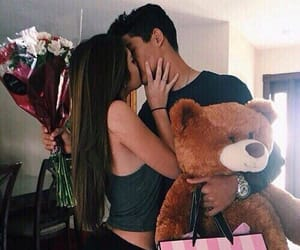 boyfriend, gift, and in love image