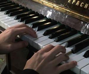 piano, alternative, and music image