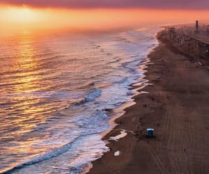aesthetic, ocean, and sfondo image