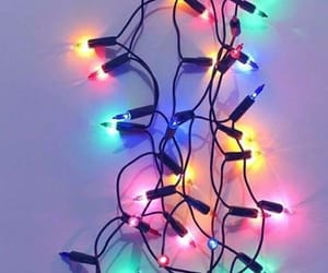 christmas, light, and wallpaper image