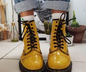 yellow, shoes, and style image