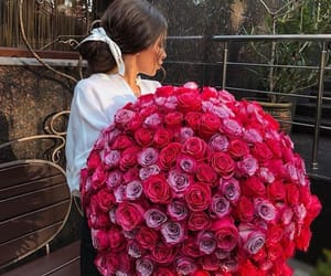 flowers, luxury, and rose image