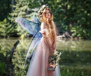Dream, fairy, and fairytale image
