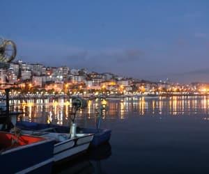 sea, turkey, and deniz image