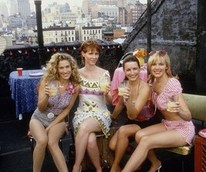 carrie, Carrie Bradshaw, and city image