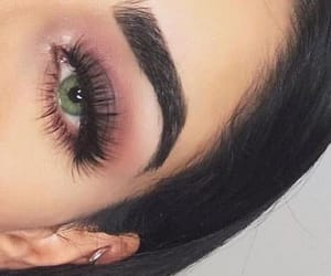 accessories, beauty, and eyebrows image