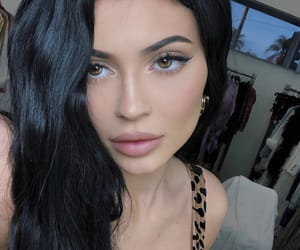 beauty, famous, and kylie image