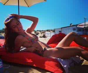 girl, sunnyday, and happy image
