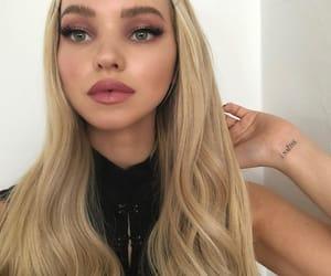 dove cameron, girl, and makeup image