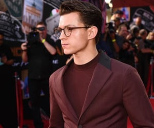 spiderman, tom holland, and actor image