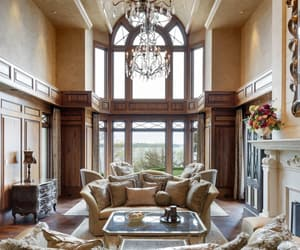 dream home, living room, and rich image