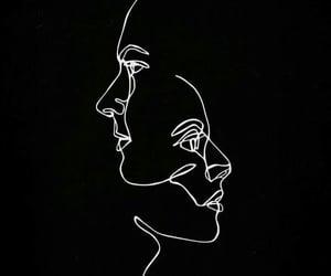 art, wallpaper, and black image