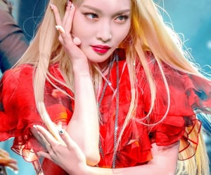 kpop, chungha, and 청하 image