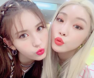 chungha, kpop, and somi image