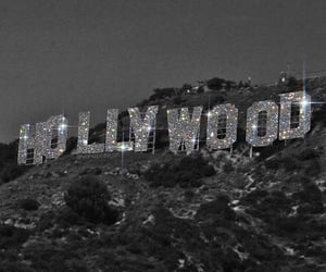 hollywood, aesthetic, and glitter image