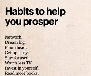 goals, habits, and tips image