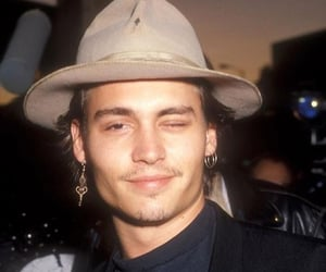 johnny depp, Hot, and actor image