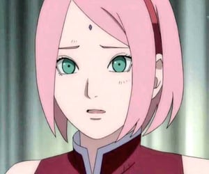 ino, naruto, and pink image