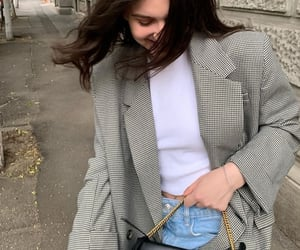 fashion and blazer outfit image