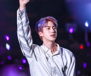 jin, kpop, and seokjin image