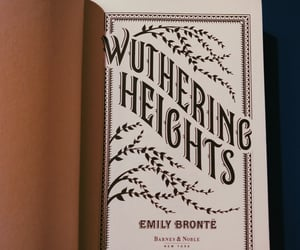 book, wuthering heights, and books image