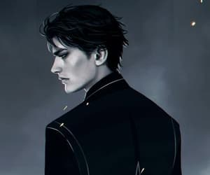 tom riddle, harry potter, and lord voldemort image