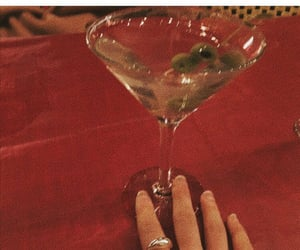 aesthetic, coctail, and fingers image