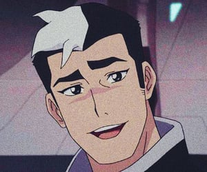 icons, shiro, and Voltron image
