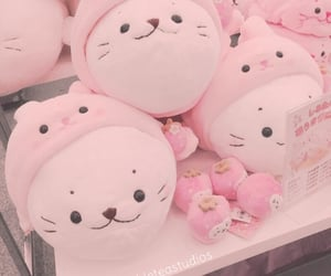 aesthetic, cute, and pink image