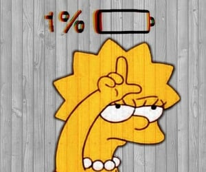 wallpaper and simpsons image