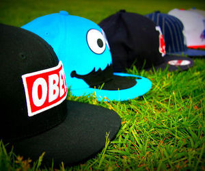 cap, obey, and swag image