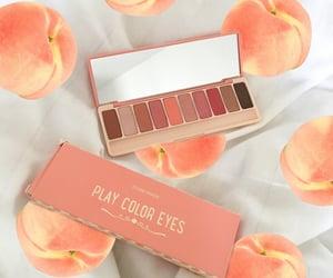 cosmetics, aesthetics, and peach image