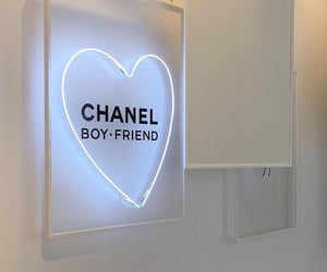 aesthetic, chanel, and white image