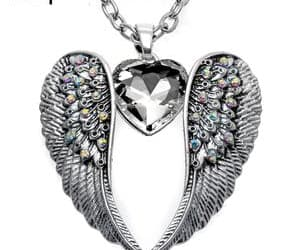 Angel Wings, necklace, and jewelry image