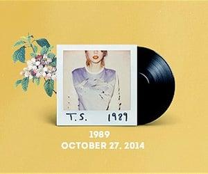 1989, album, and celebrity image