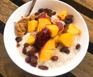 breakfast, delicious, and meals image