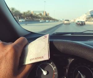 c, car, and road image