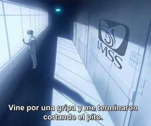 anime, hospital, and meme image