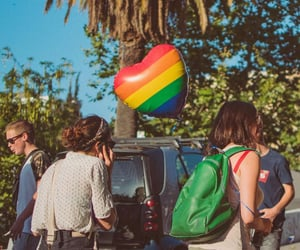 balloon, gay, and people image