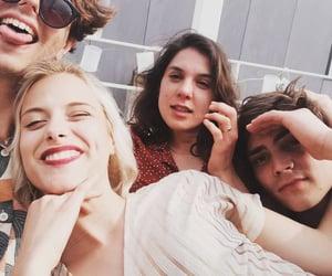 lisa, skam, and zoe image