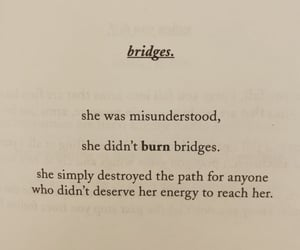 bridge, burn, and destroy image