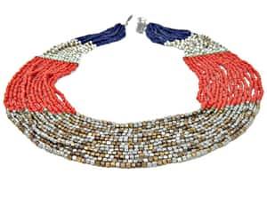 etsy, boho chic, and statement necklace image