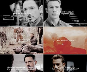 Avengers, captain america, and film image