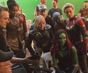 boys, Marvel, and girls image